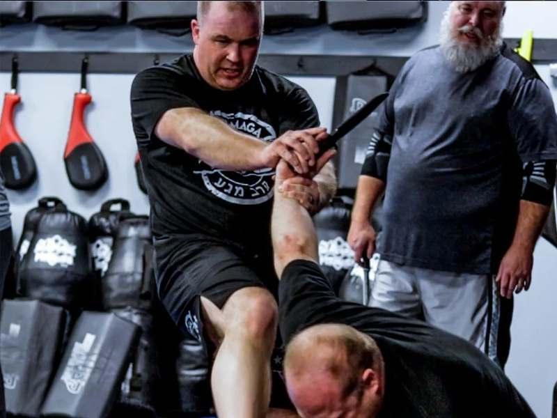 Krav360adults, Moti Horenstein Krav-Maga MMA in Miami, FL