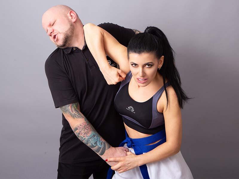 Krav1, Moti Horenstein Krav-Maga MMA in Miami, FL